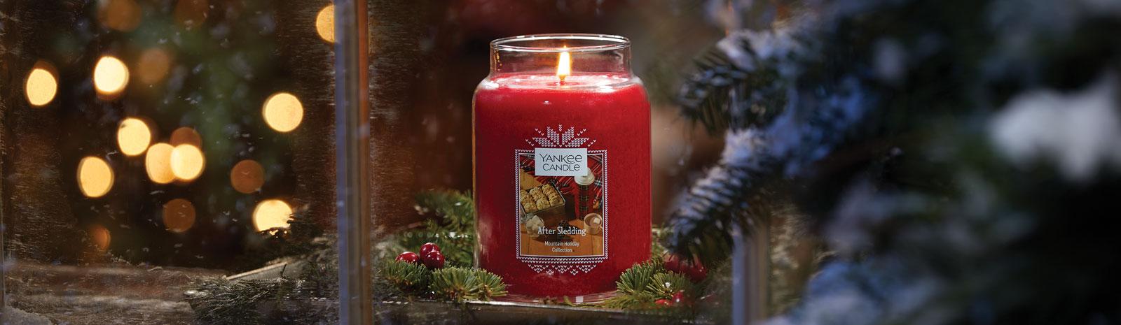 Yankee Candle Kerstcollectie 2020