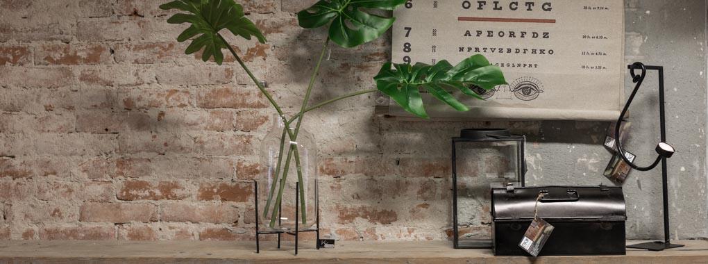 Kunstbloemen en -planten