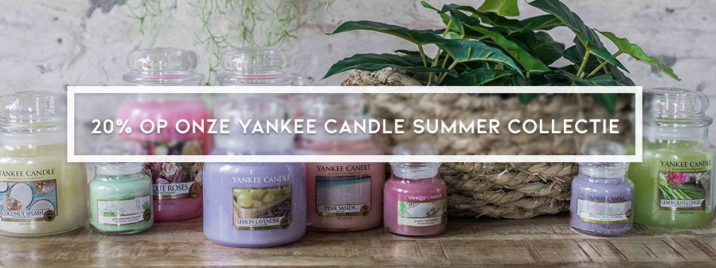 Yankee Candle summersale