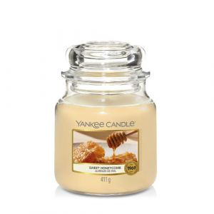 Yankee Candle sweet honeycomb