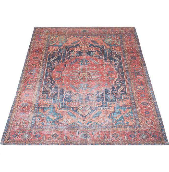 Karpet Heris red large