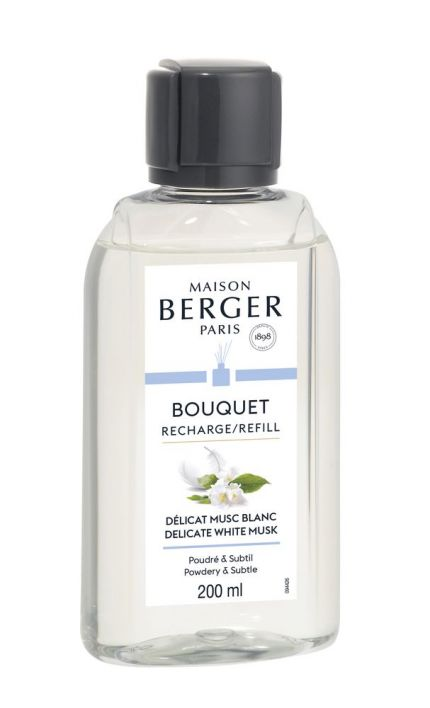 Maison Berger Navulling Geurdiffuser Delicate White Musk
