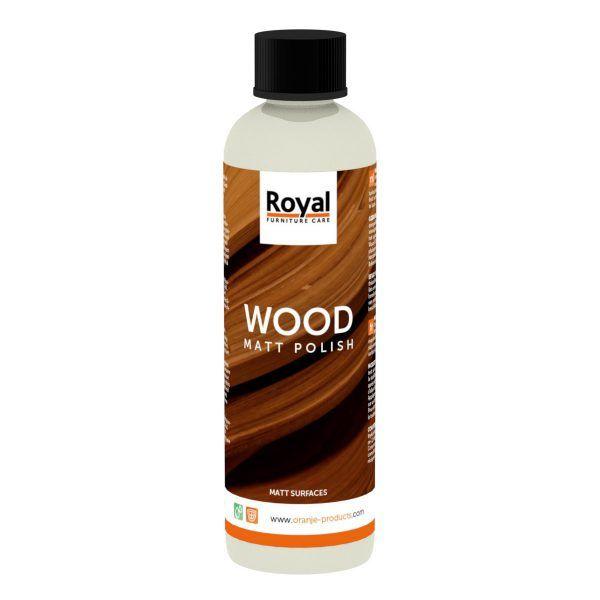 Wood Matt Polish