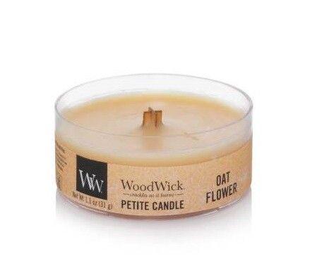 WoodWick Candle Oat Flower