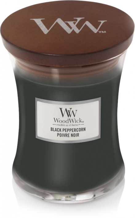 WoodWick Candle Black Peppercorn
