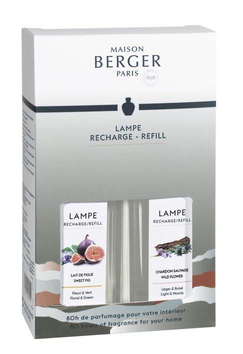 Maison Berger Huisparfum Duopack Land