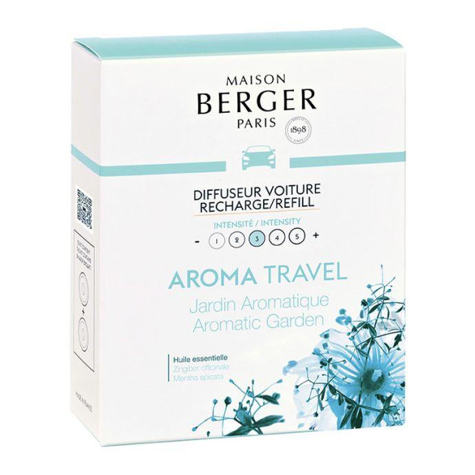 Maison Berger Autoparfum Navulling Aromatic Garden