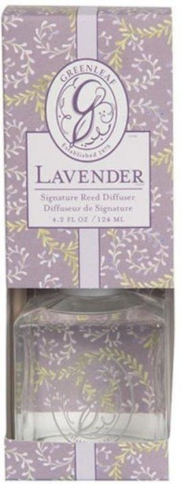 Greenleaf Reed Diffuser Lavendel