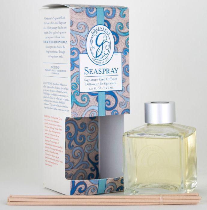 Greenleaf Reed Diffuser Seaspray