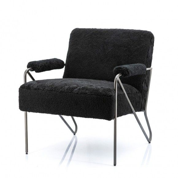 Fauteuil Mandy
