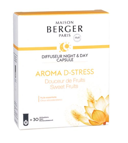 Maison Berger Capsule Diffuser Aroma D-Stress
