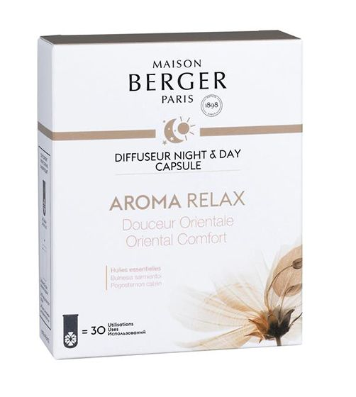 Maison Berger Capsule Diffuser Aroma Relax