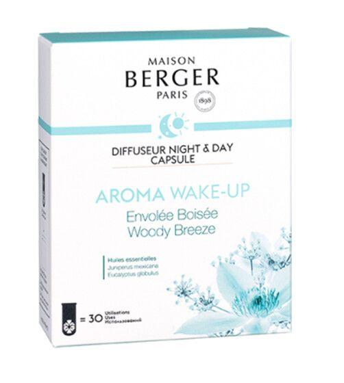Maison Berger Capsule Diffuser Aroma Wake-Up