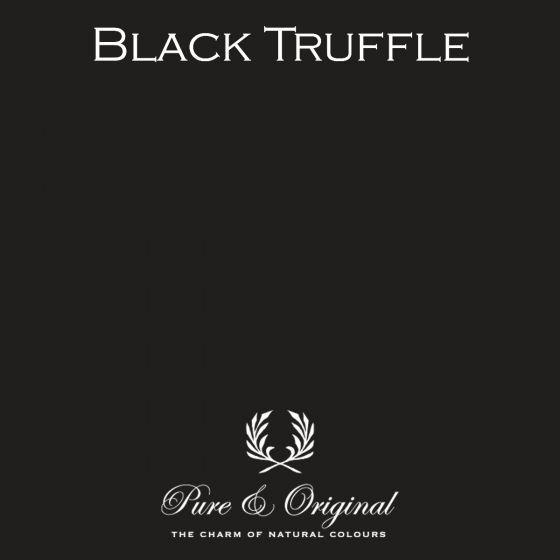 Pure & Original Traditional Paint Eggshell Black Truffle