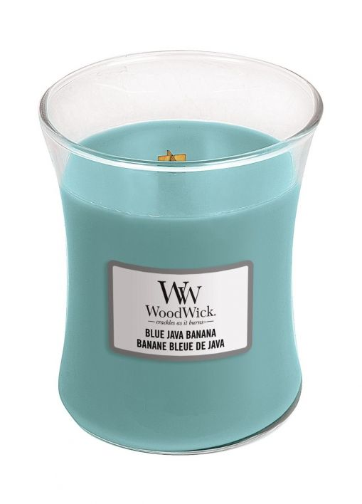 WoodWick Candle Blue Java Banana