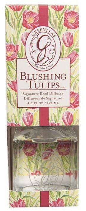 Greenleaf Reed Diffuser Blushing Tulips