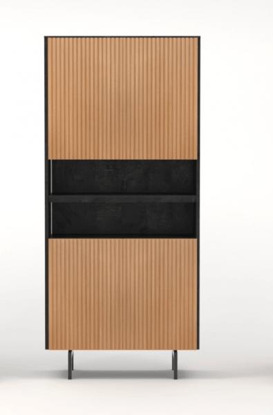 Stripes kast 4-deurs