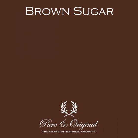 Pure & Original Licetto Brown Sugar