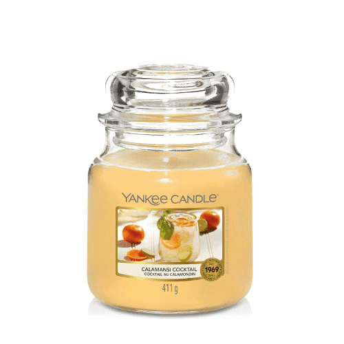Yankee Candle calamansi cocktail