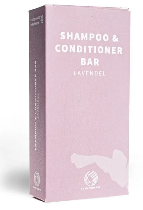 Shampoo & Conditioner Bar Lavendel