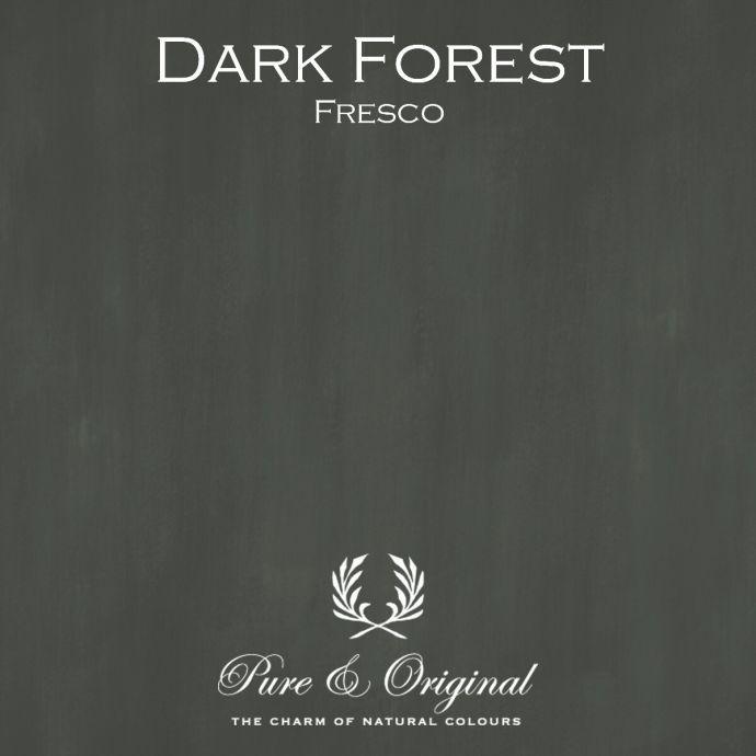 Pure & Original Fresco Dark Forest