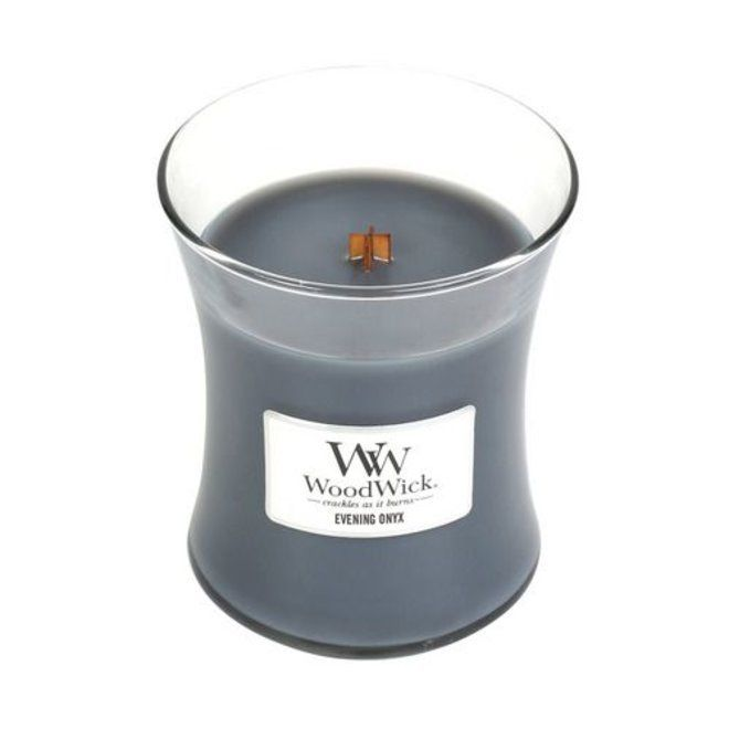 WoodWick Candle Evening Onyx