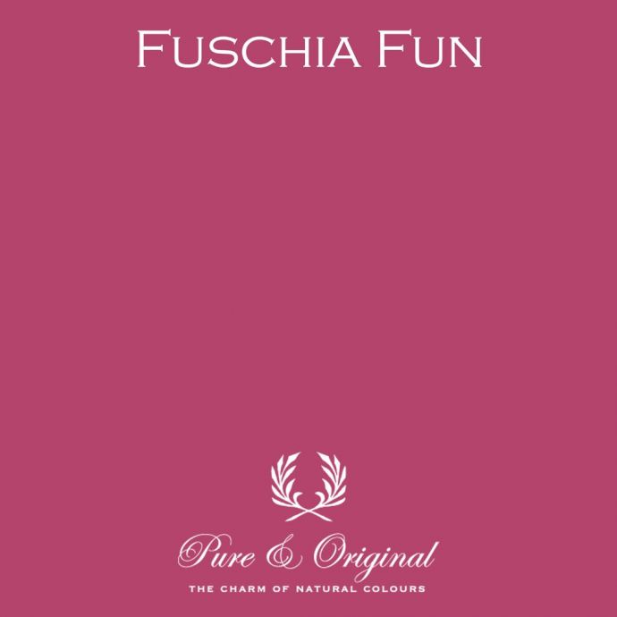 Pure & Original Fresco Fuchsia Fun