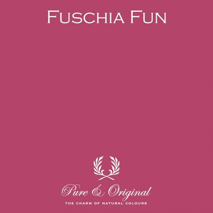 Pure & Original Wallprim Fuchsia Fun