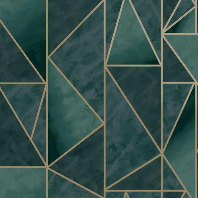 Patroon behang Geo
