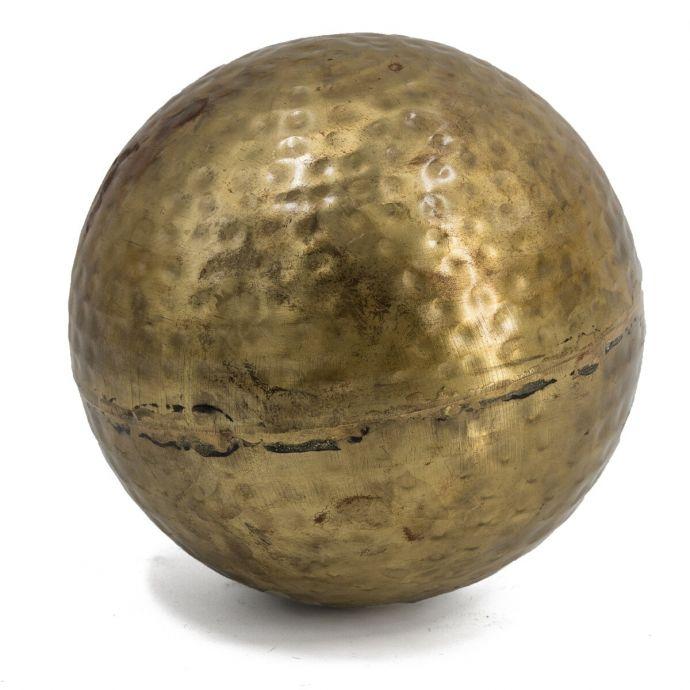 Bol ornament goud