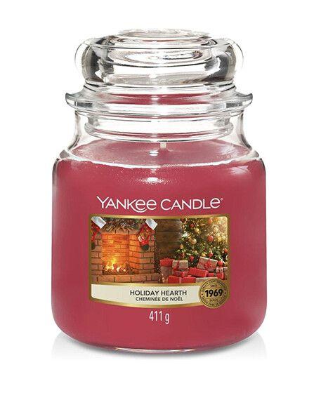 Yankee Candle Holiday Hearth