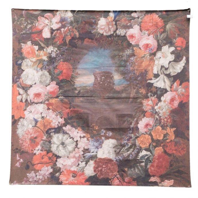Wanddoek bloemen