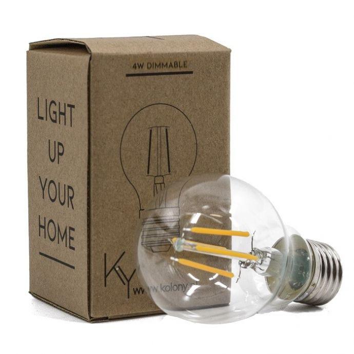 Led lamp 2 watt niet-dimbaar