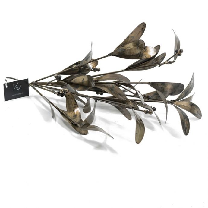 Mistletoe metaal goud