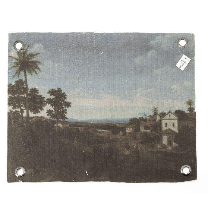Canvas doek landschap