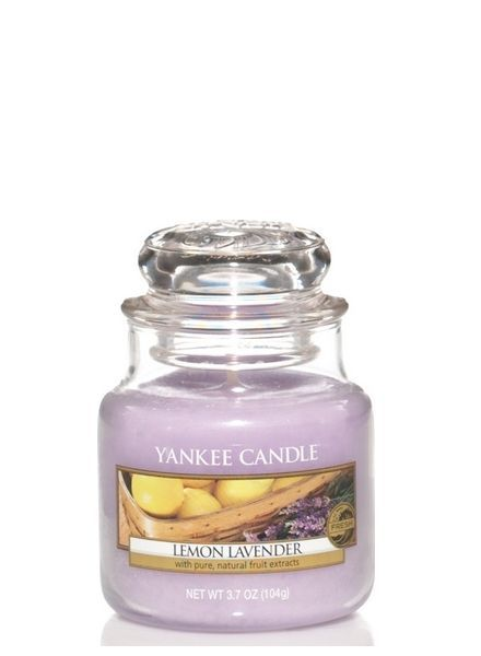 Yankee Candle lemon lavender-Small