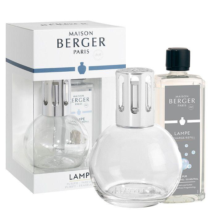 Lampe Berger Giftset Bingo Transparant