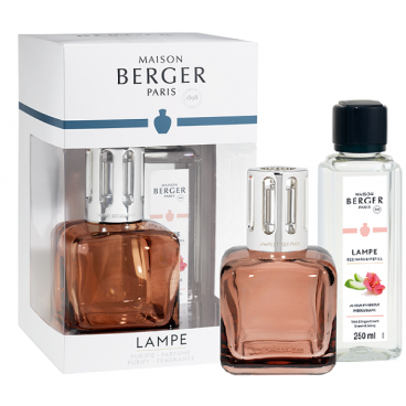 Maison Berger Geurbrander Giftset Ice Cube Hibiscus Love