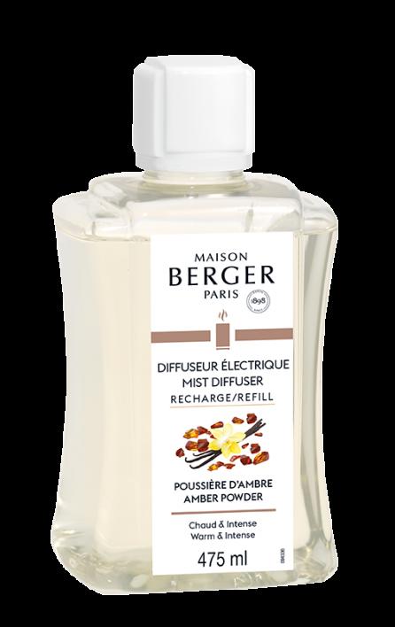 Maison Berger Diffuser navulling Amber Powder