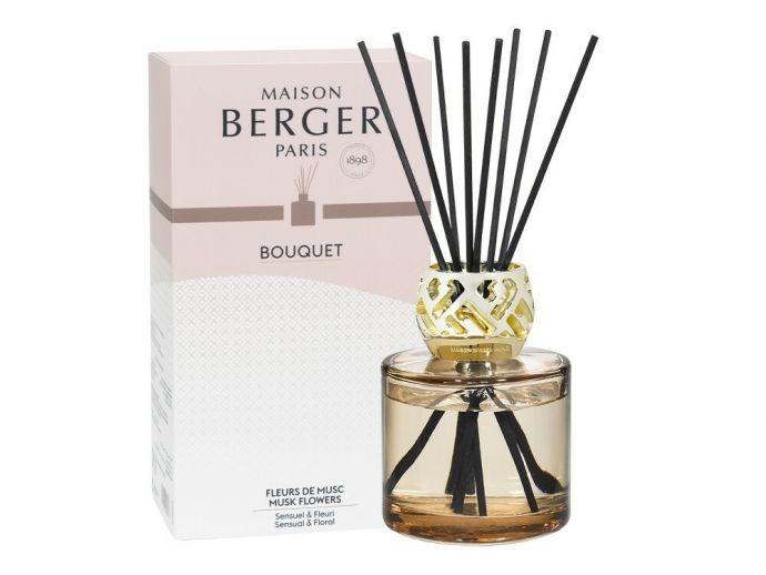 Pafum van de maand april: Maison Berger Geurdiffuser Senso Musk Flowers