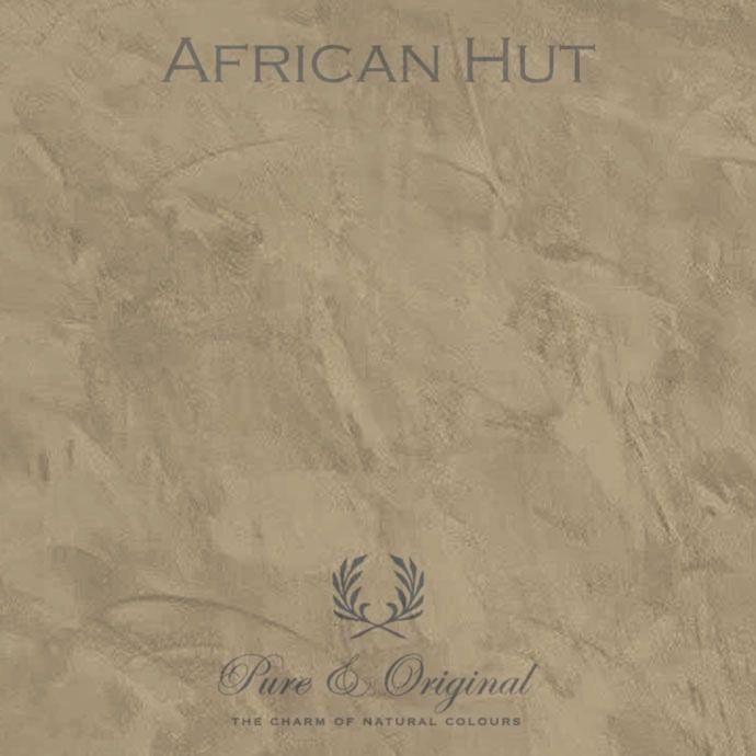 Pure  & Original Marrakech Walls African Hut