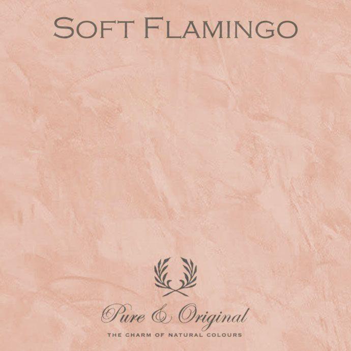 Pure & Original Marrakech Walls Soft Flamingo