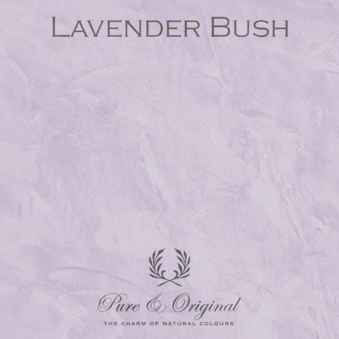 Pure & Original Marrakech Walls Lavender Bush