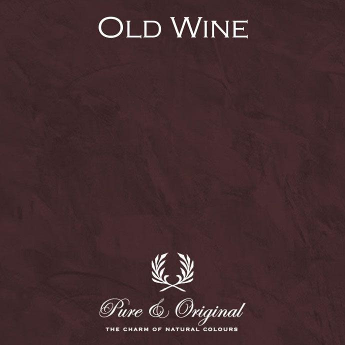 Pure & Original Marrakech Walls Old Wine