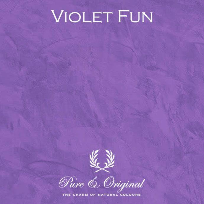 Pure & Original Marrakech Walls Violet Fun