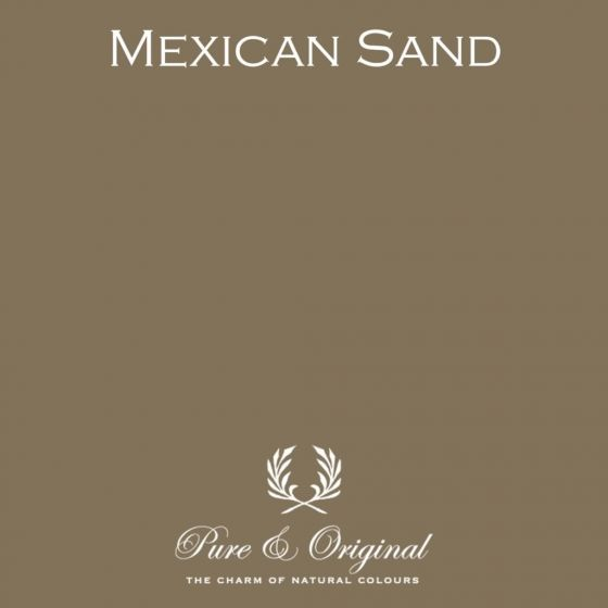 Pure & Original Traditional Paint Eggshell Mexican Sand