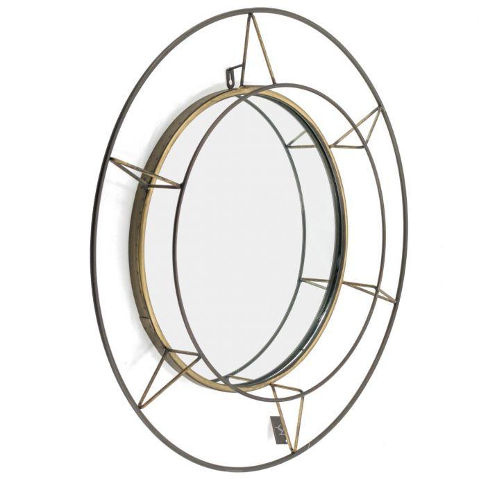 Spiegel brons