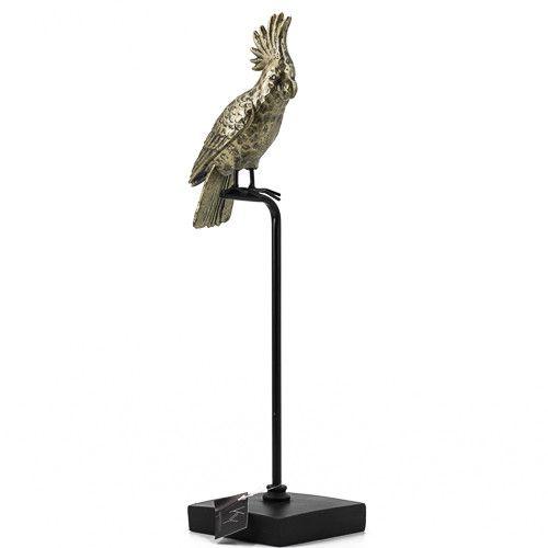 Papegaai op staander