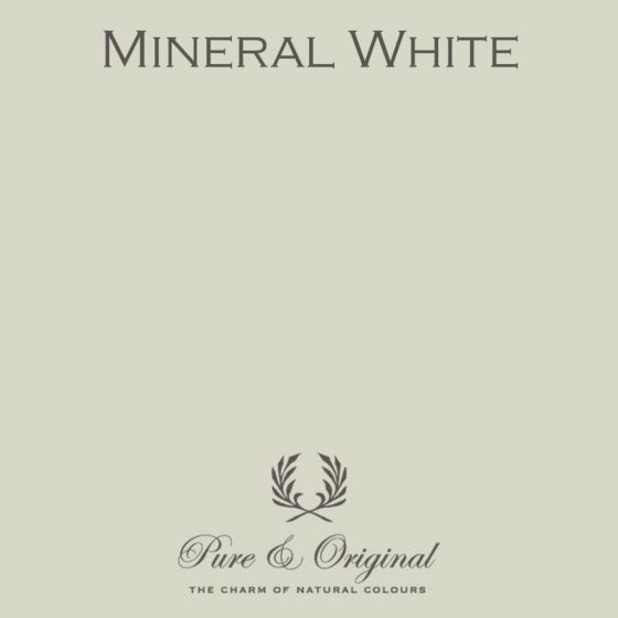 Pure & Original Traditional Mineral White