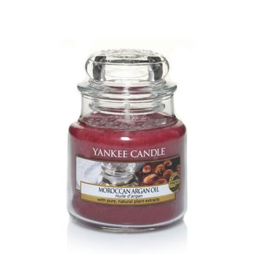 Yankee Candle morrocan argan oil